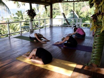 A Therapeutic 'Me Time' Fiji Yoga Retreat (May 30 – June 6, 2015)